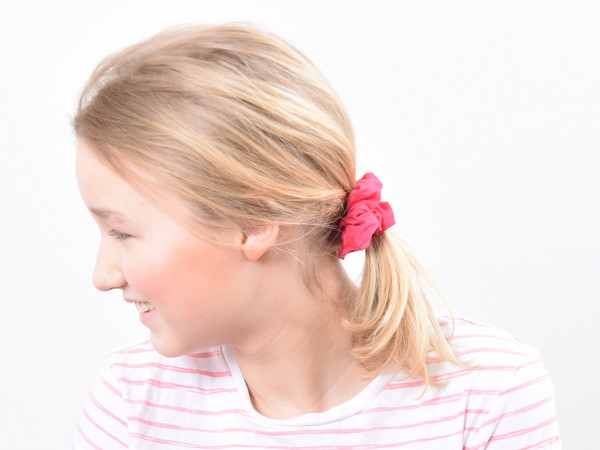 Scrunchie Holly pink