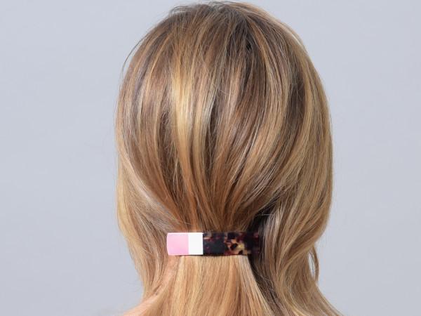 Haarspange Greta rose