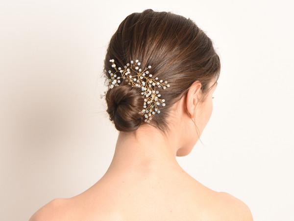 Haargesteck Leandra gold