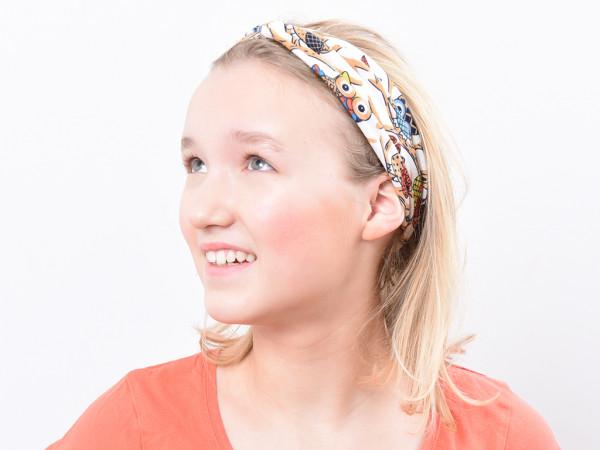 Haarband Trixie weiß