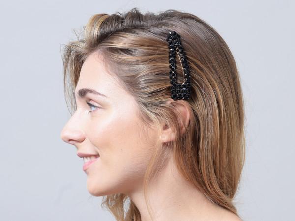 Haarspange Rubia schwarz