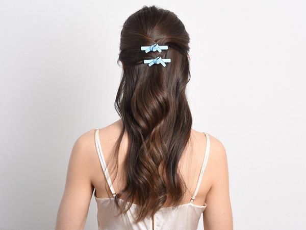 Haarklemmen Bonnie türkis