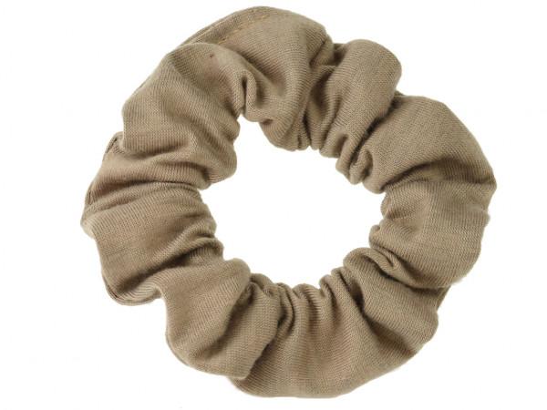 Scrunchie Holly beige